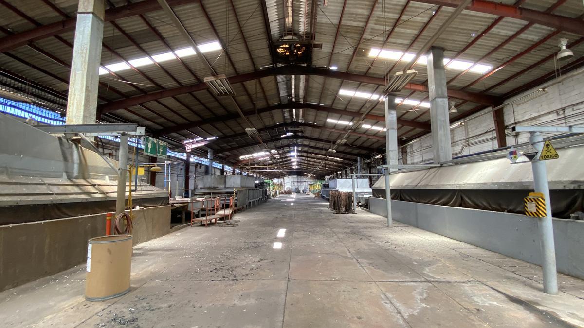 Foto Bodega Industrial en Venta en  Choluteca ,  Choluteca  Plantel Industrial en Venta, Gualiqueme,  Choluteca