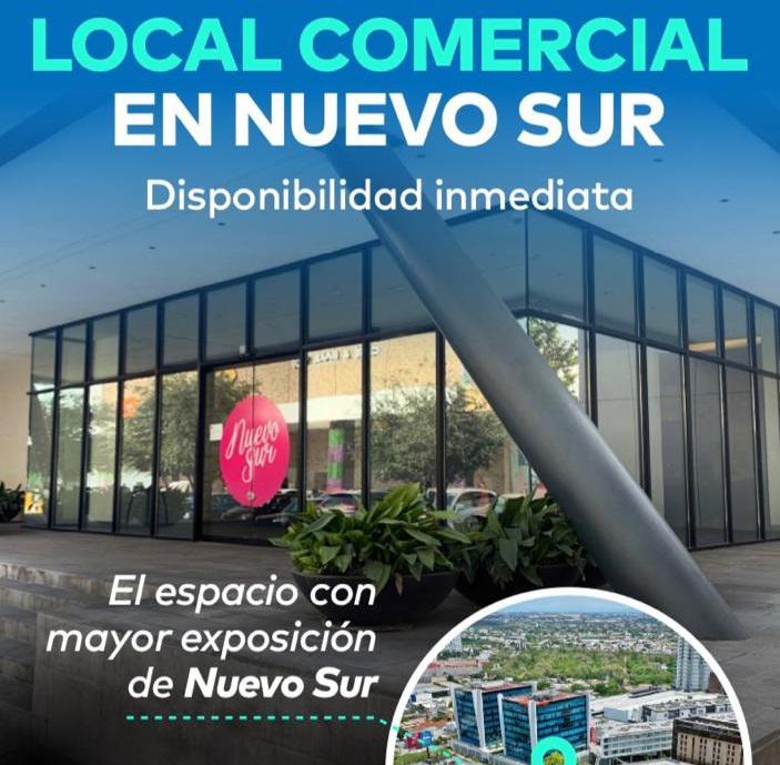 Foto Local en Renta en  Ladrillera,  Monterrey  PLAZA NUEVO SUR