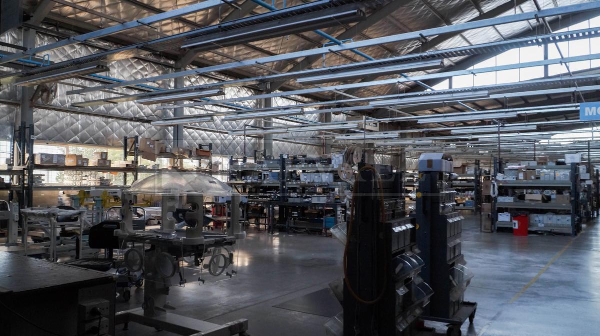 Nave Industrial - El Talar-26