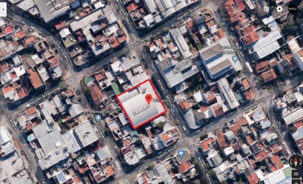 Depósito en Venta en Villa Martelli de 0 ambientes