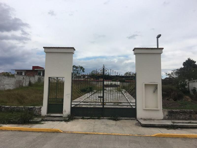 Foto Terreno en Venta en  Pueblo El Lencero,  Emiliano Zapata  Fracc. El Lencero, 239.76 M2, Plano