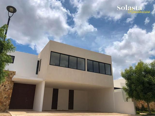 Foto Casa en Venta en  Mérida ,  Yucatán  Casas en Venta al Norte de Mérida - Solasta Residencias