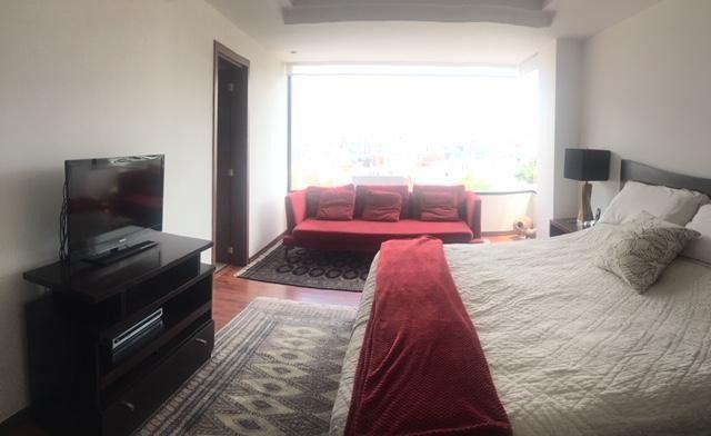 Foto Departamento en Venta   Alquiler en  Bellavista,  Quito  Venta / renta de amplio y lindo departamento Bellavista