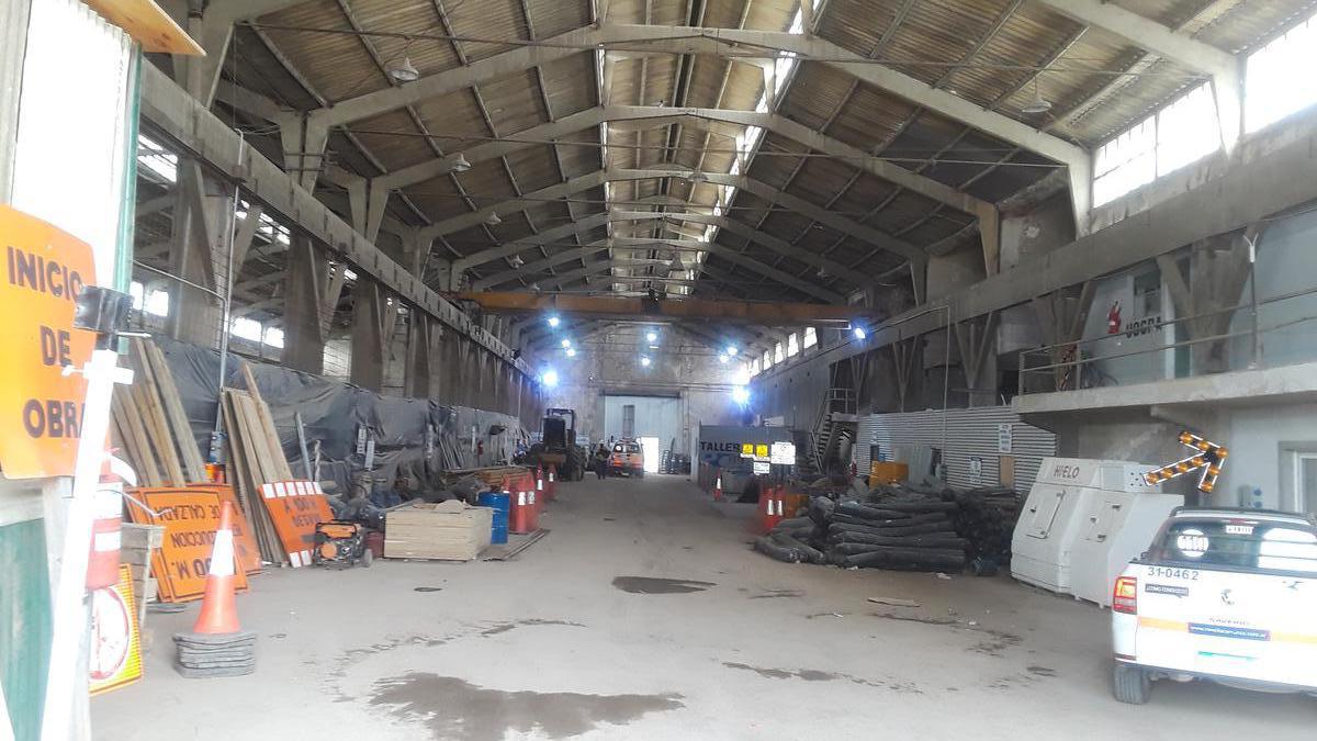 Foto Galpón en Venta en  Estacion Flores,  Cordoba  AV. DONOSA Y CIRCUNVALACION