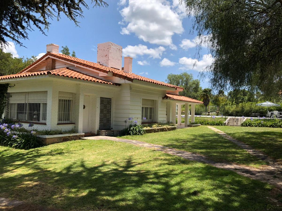 Foto Casa en Alquiler temporario en  La Cumbre,  Punilla  La Cumbre