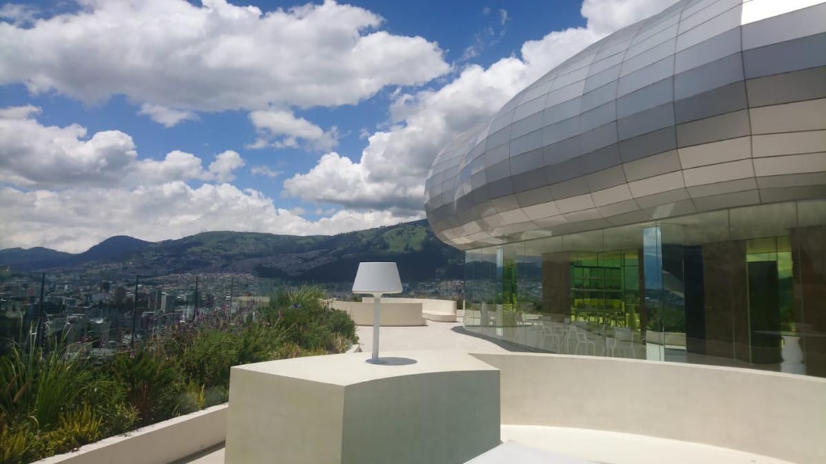 Foto Departamento en Venta en  González Suárez,  Quito  Yoo Quito