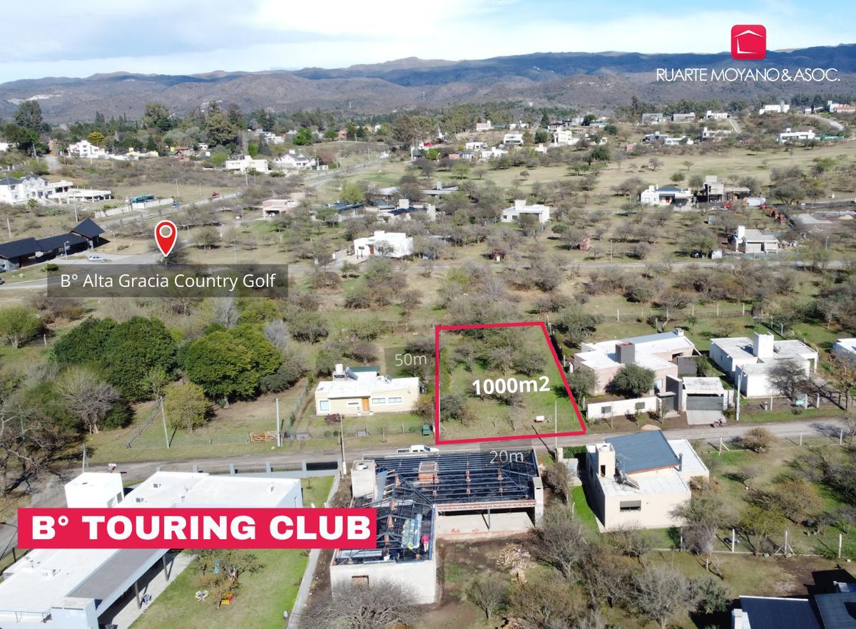 Foto Terreno en Venta en  Touring Club,  Alta Gracia  Terreno en Venta - B° TOURING CLUB - Alta Gracia