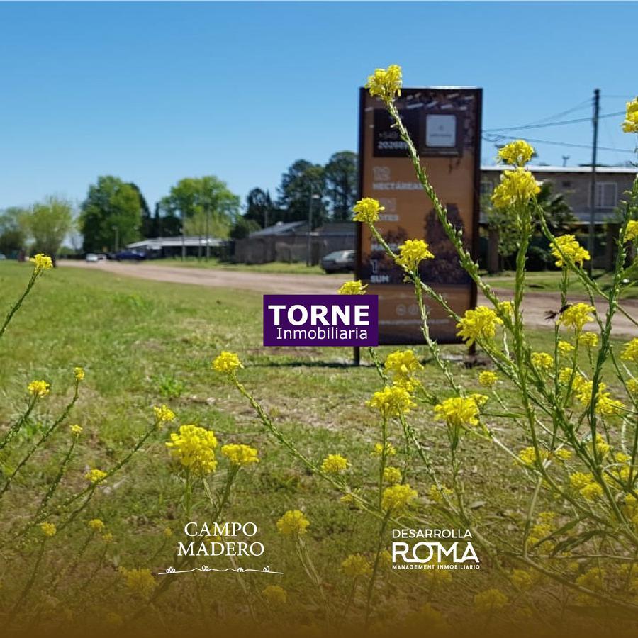 Foto Terreno en Venta en  Ibarlucea,  Rosario  Campo Madero - Ibarlucea - Barrio Abierto
