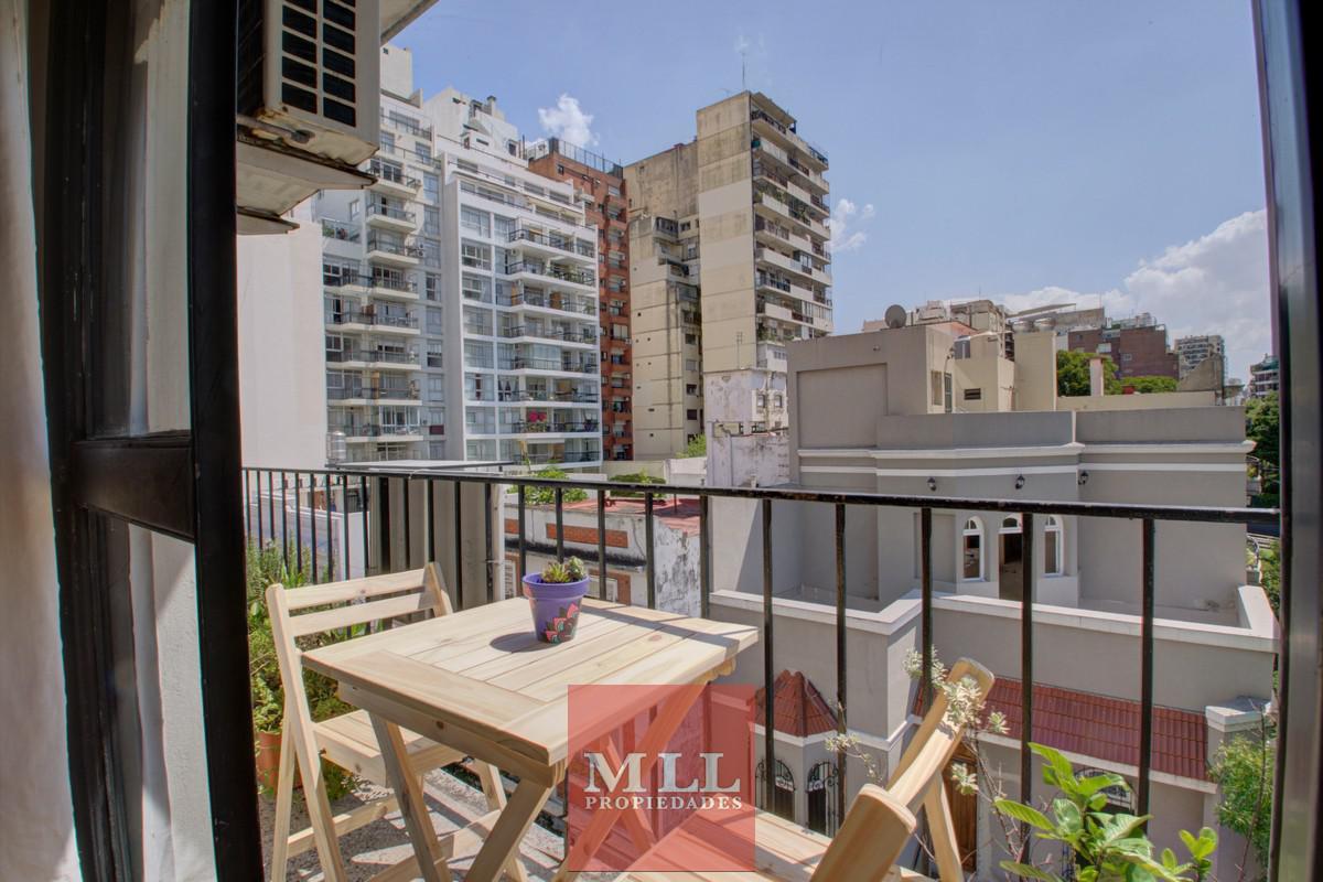 Foto Departamento en Venta en  Palermo ,  Capital Federal  Pasaje Ancón , 4 piso. Semipiso Impecable!!