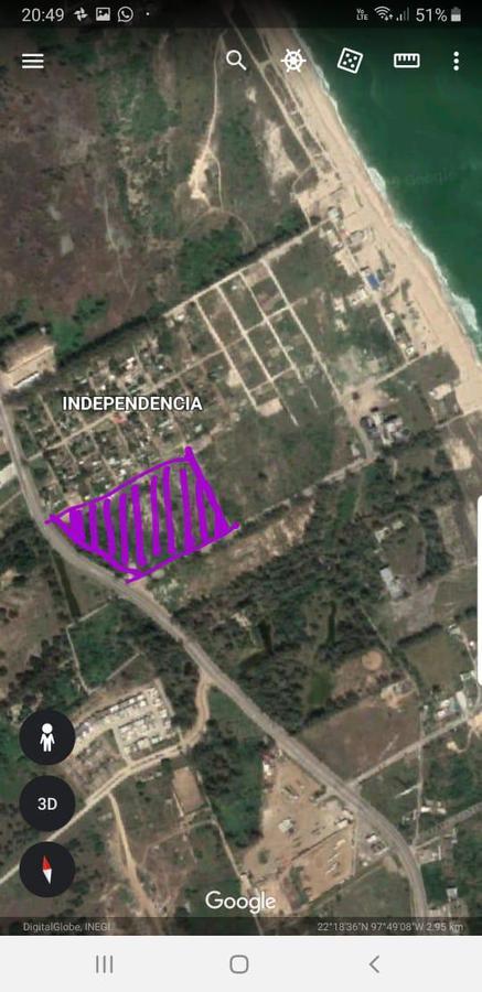Foto Terreno en Venta en  Ciudad Madero ,  Tamaulipas  Luis Donaldo Colosio, Playa Miramar