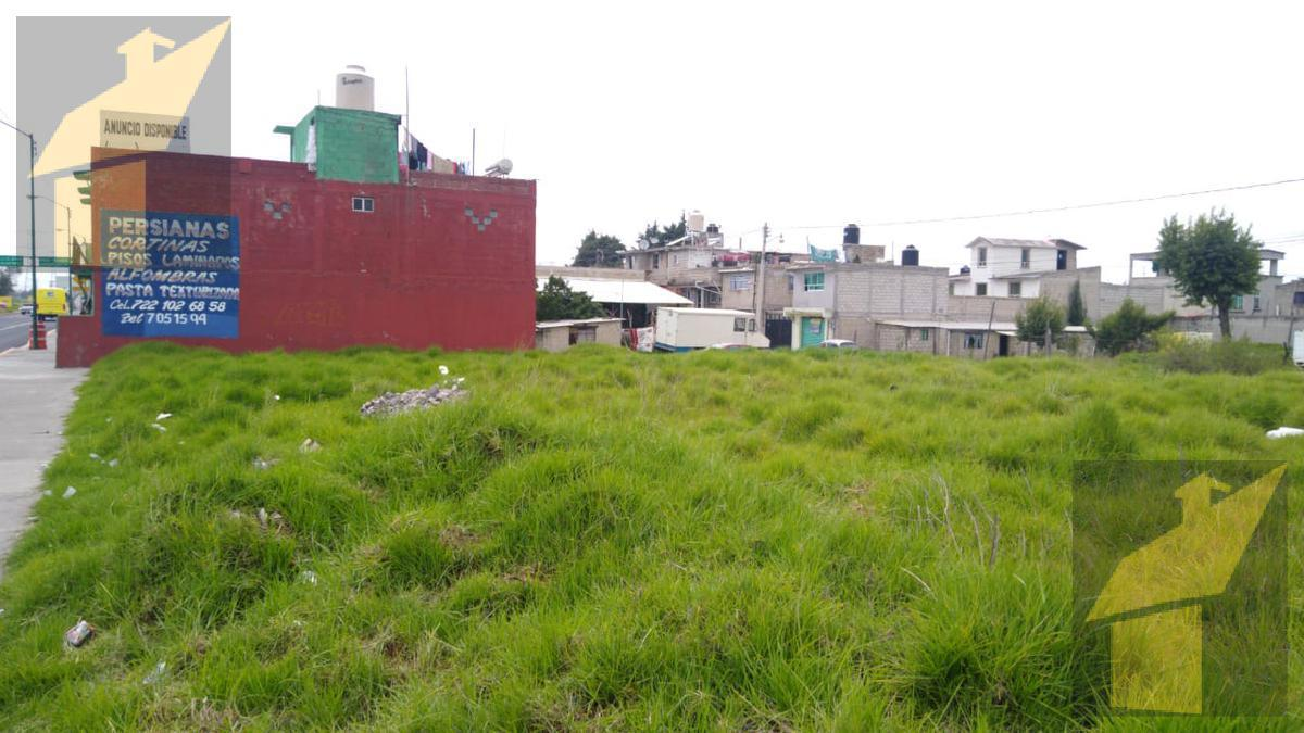 Foto Terreno en Venta en  San Mateo Atenco ,  Edo. de México  TERRENO EN VENTA