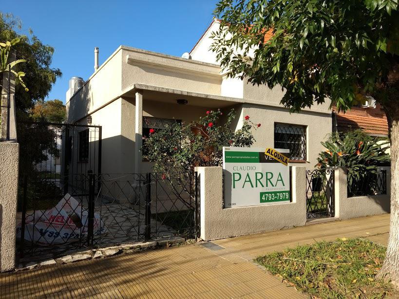 Foto Casa en Alquiler en  Olivos-Maipu/Uzal,  Olivos  juan b jsuto al 3800