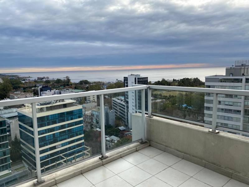 HORIZONS - Espectacular 2 amb 103 m2 c/ terraza al rio - venta con renta