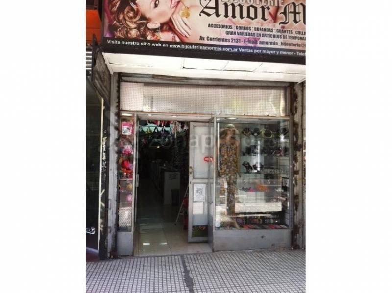 Foto Local en Venta |  en  Microcentro,  Centro  Av. Corrientes y Uriburu al 2100