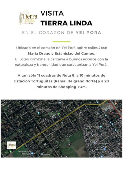 Foto Terreno en Venta en  Tortuguitas,  Jose Clemente Paz  Tortuguitas