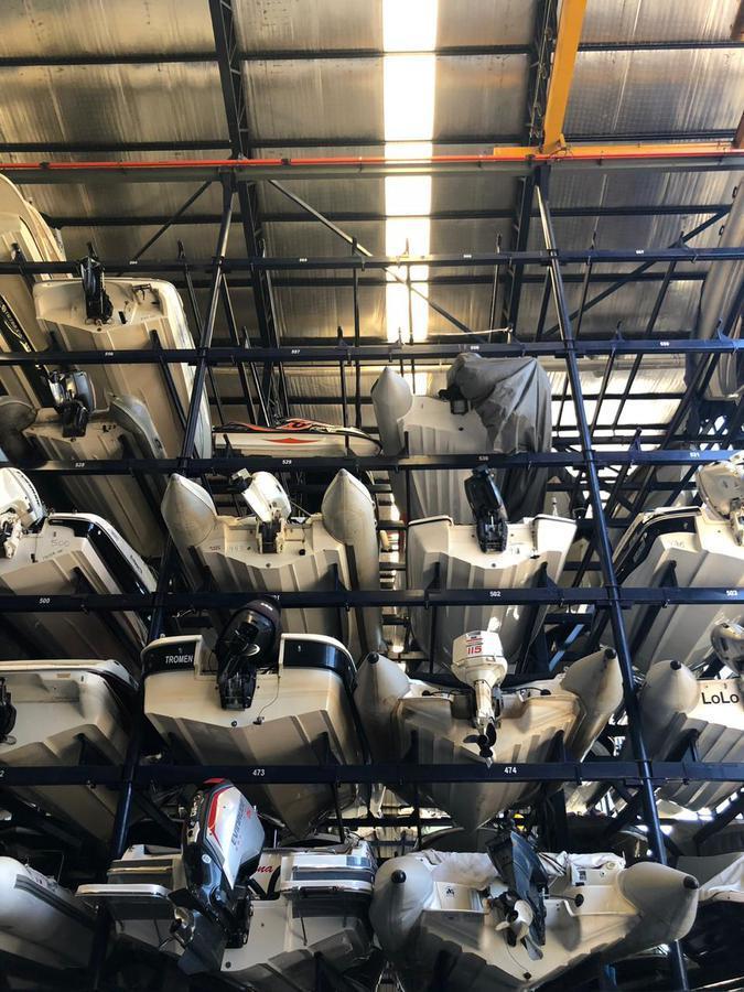 Foto Cama náutica en Venta en  Rincon De Milberg,  Tigre  guardería náutica Lange, Rincon de Milberg