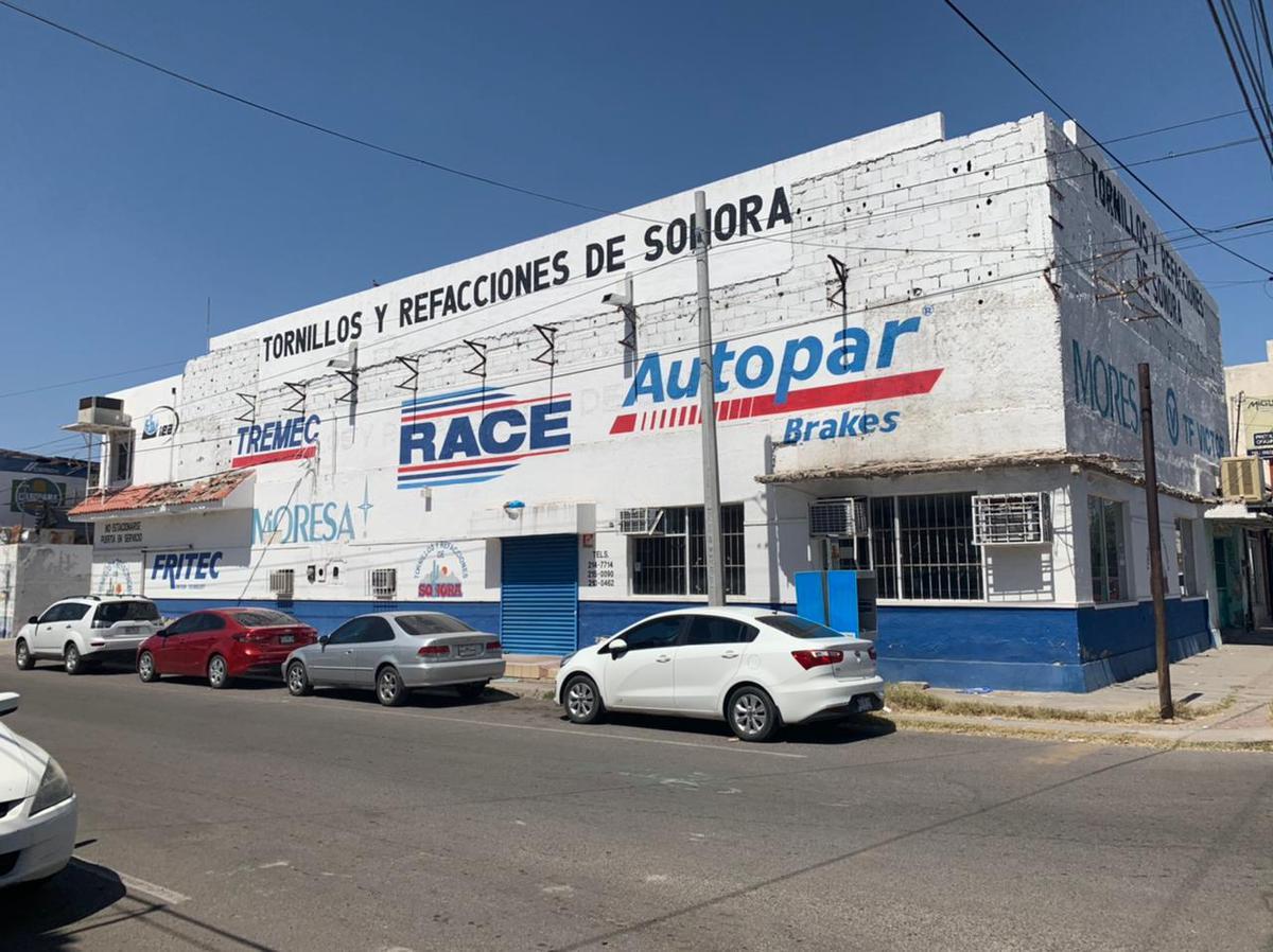 Foto Edificio Comercial en Venta en  Hermosillo Centro,  Hermosillo  EDIFICIO EN VENTA  EN EL CENTRO DE HERMOSILLO