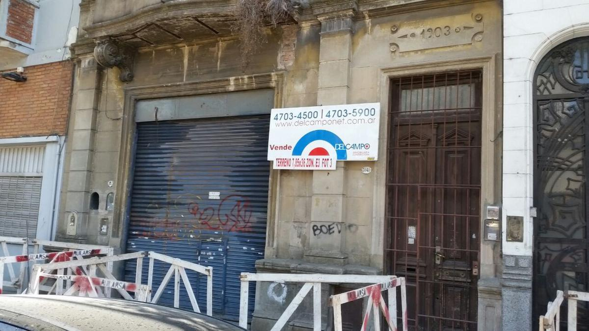 Foto Terreno en Venta en  Boedo ,  Capital Federal  ESTADOS UNIDOS al 3000