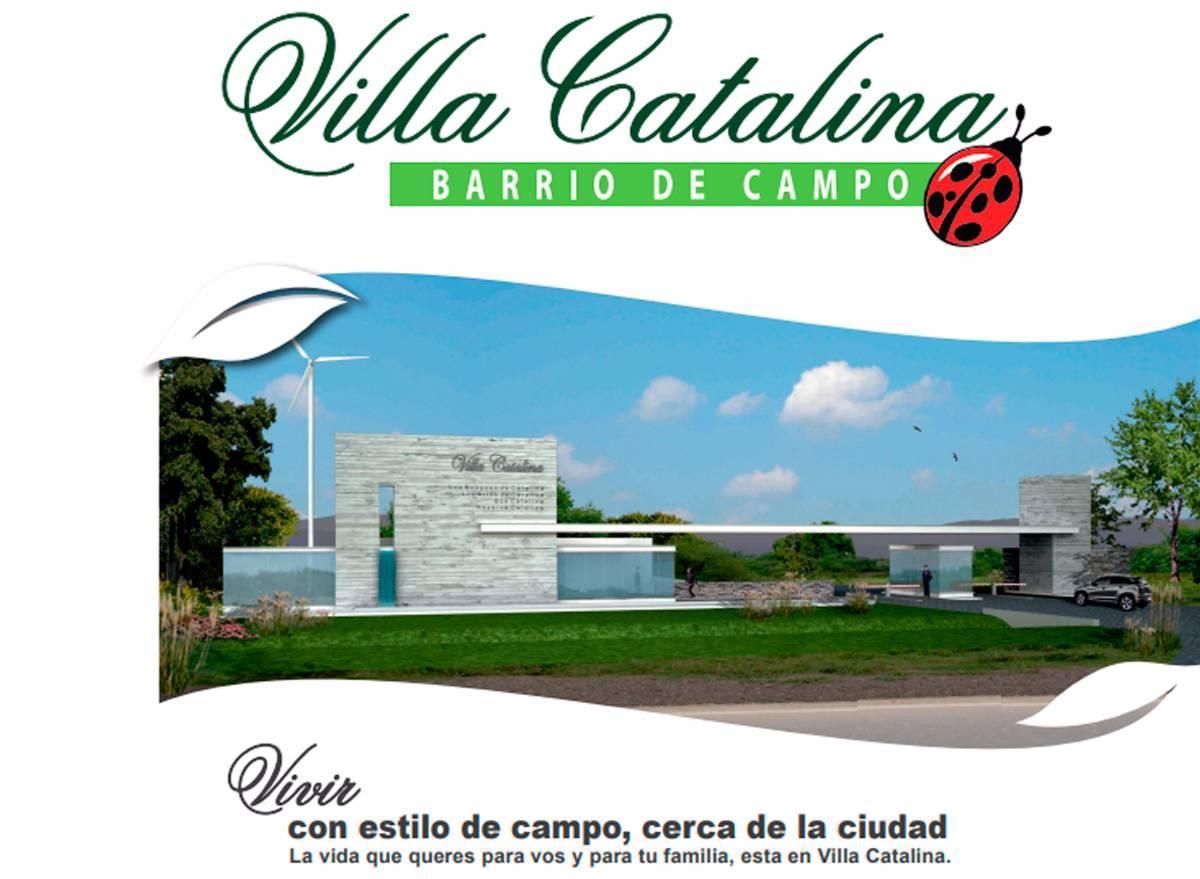 Foto Terreno en Venta en  Villa Catalina,  Rio Ceballos  OPORTUNIDAD: TERRENO EN VILLA CATALINA- RIO CEBALLOS