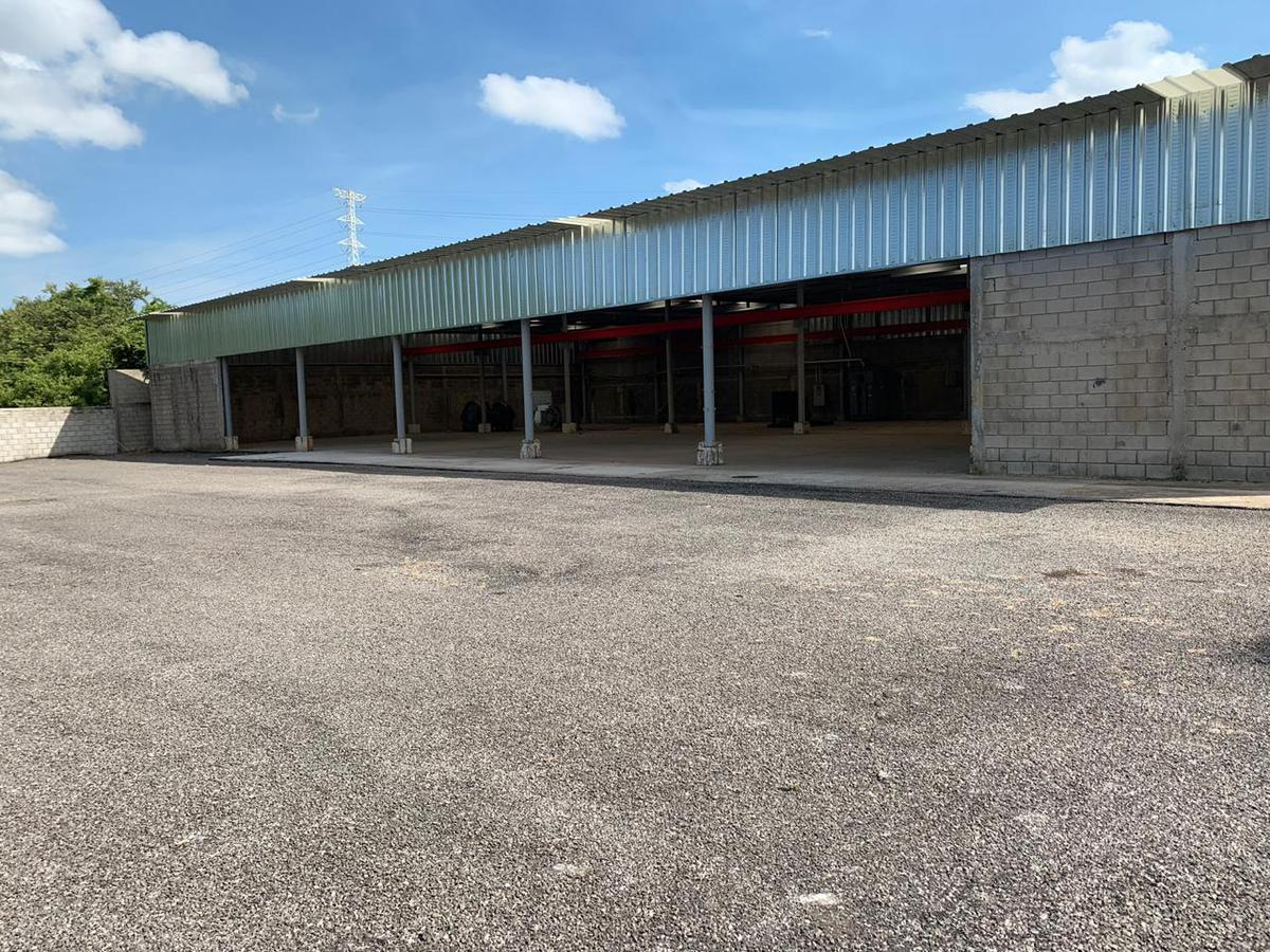 Foto Bodega Industrial en Renta en  Ejido Ricardo Flores Magón (Ejido),  Altamira  Ricardo Flores Magón