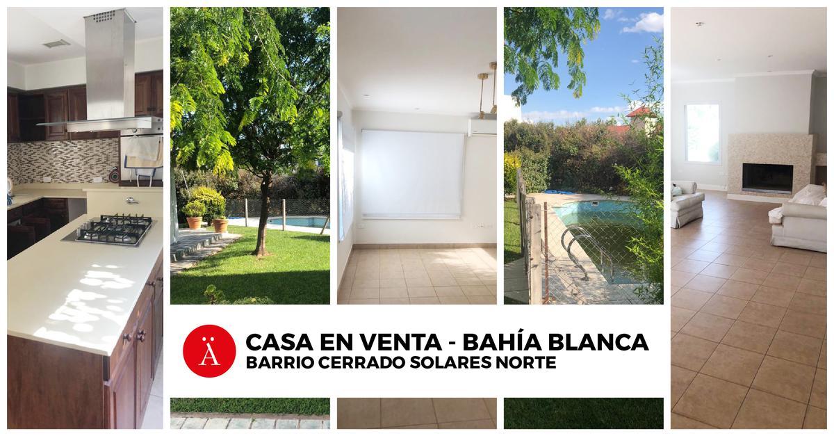 Foto Casa en Venta en  Bahia Blanca ,  Interior Buenos Aires  B° Solares Norte