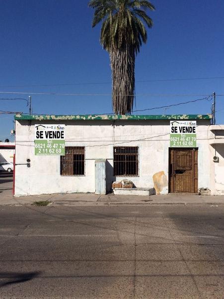 Foto Local en Venta en  San Benito,  Hermosillo  Propiedad en venta en Col. San Benito, en el Centro de Hermosillo, Son