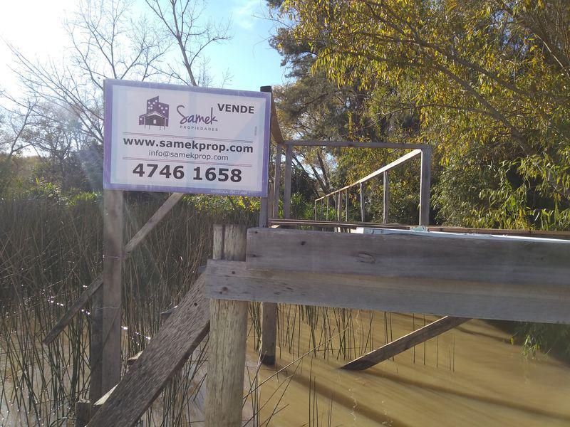 Foto Terreno en Venta en  Urion,  Zona Delta Tigre  Urion A 600 metros de Canal del Este