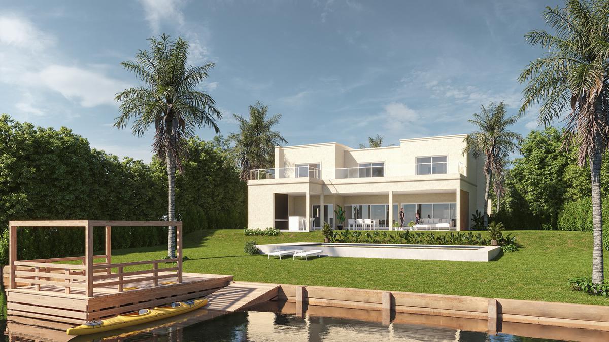 Foto Casa en Venta en  Vistas,  Puertos del Lago  Av. de los Lagos al 6800-PUERTOS DEL LAGO