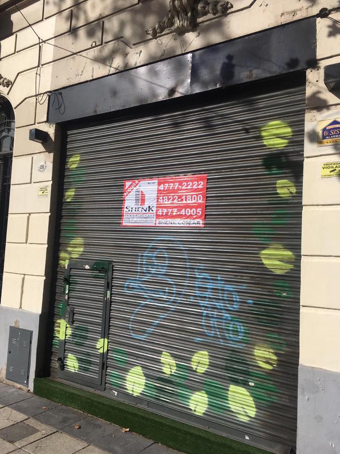 Foto Local en Alquiler en  Palermo ,  Capital Federal  Acevedo al 1100