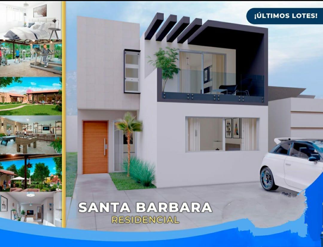 Foto Casa en Venta en  Aguascalientes ,  Aguascalientes  Casa en Preventa en Santa Bárbara Residencial