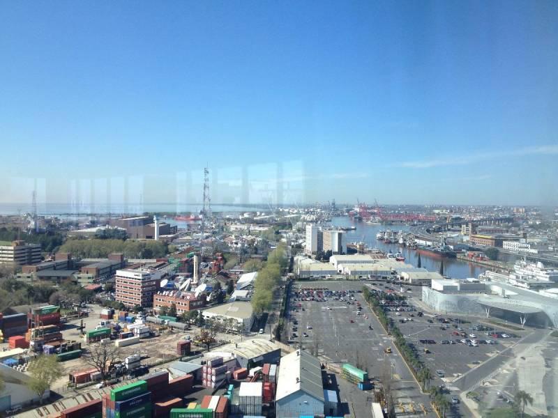 Foto Oficina en Alquiler en  Puerto Madero ,  Capital Federal  World Trade Center II -  1101