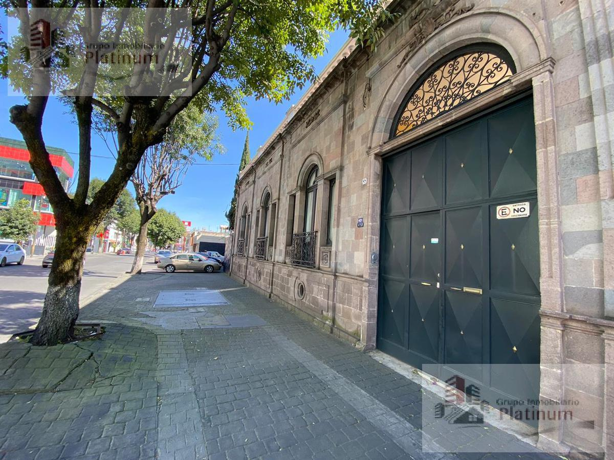 Foto Casa en Venta en  Francisco Murguía El Ranchito,  Toluca  VENTA DE CASA/OFICINA TOLUCA