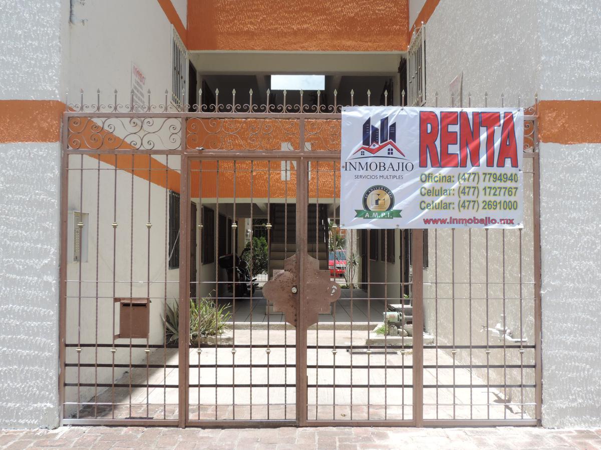 Foto Departamento en Renta en  Conjunto habitacional Hidalgo del Valle,  León  Departamento  planta baja, Hidalgo del Valle