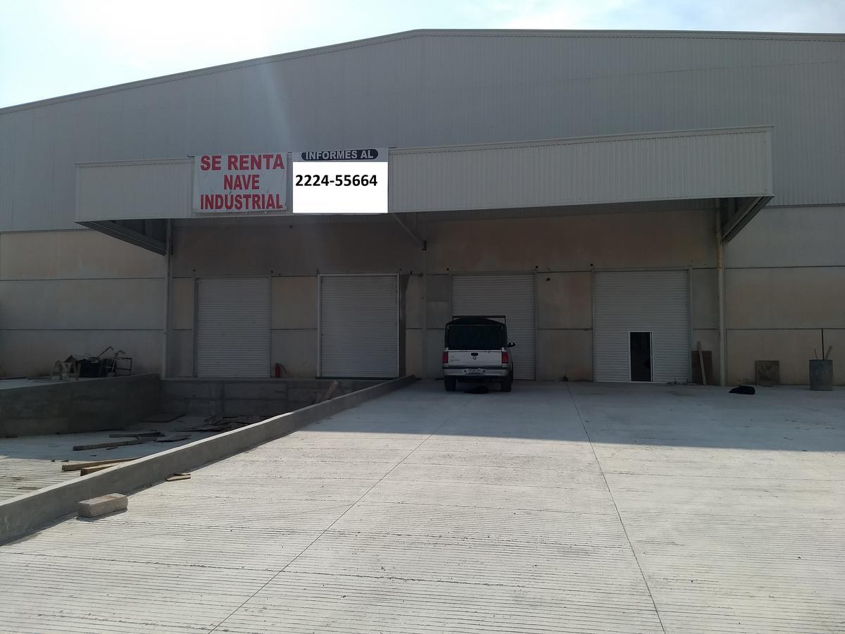 Foto Nave Industrial en Renta en  Parque industrial Finsa,  Cuautlancingo  NAVE INDUSTRIAL NUEVA CERCA DEL PARQUE FINSA