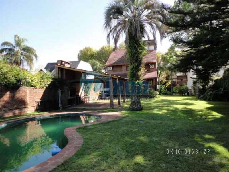 Foto Casa en Venta en  Martinez,  San Isidro  Domingo S. REPETTO 287