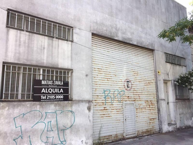 Foto Galpon en Alquiler en  Barracas ,  Capital Federal  Melgar 33