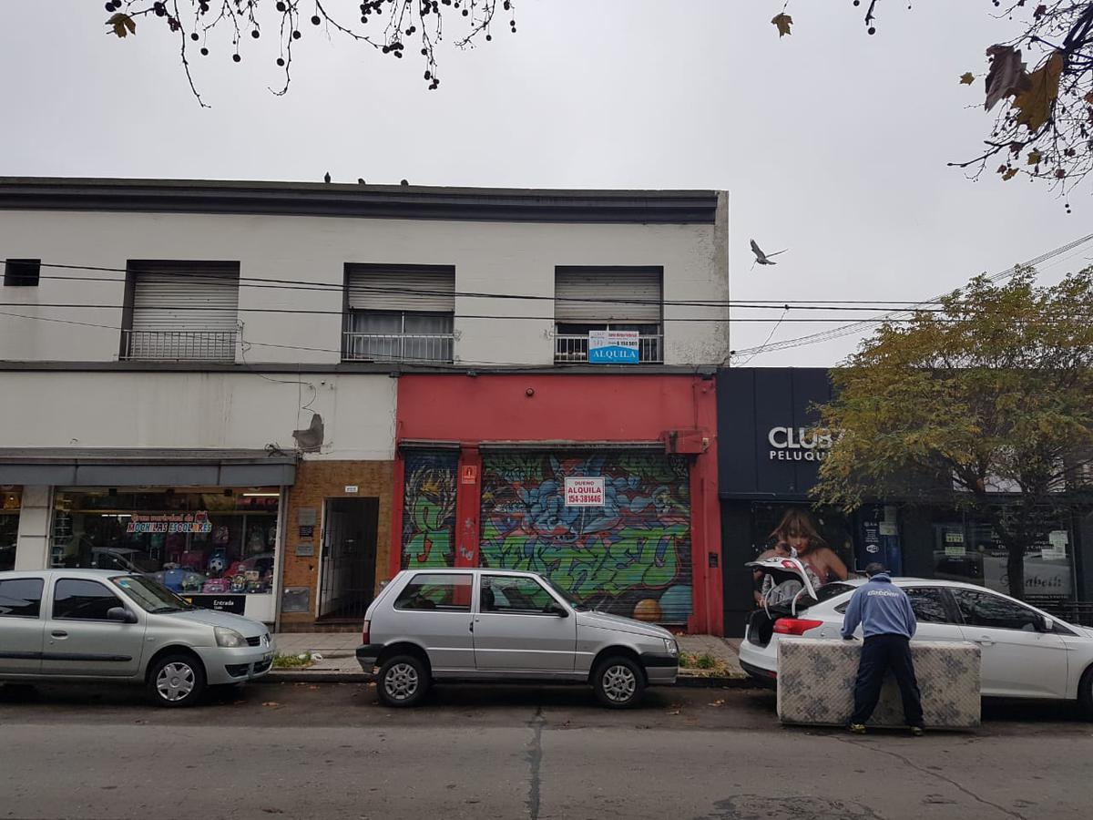 Foto Oficina en Alquiler en  General Pueyrredon ,  Interior Buenos Aires  Alquiler oficina. Primer piso a la Calle