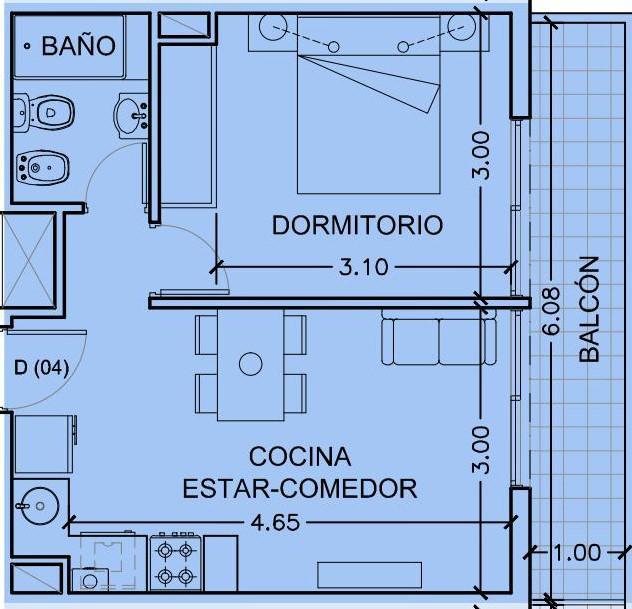Foto Departamento en Venta en  Granadero Baigorria,  Rosario  AV. SAN MARTIN 900-Granadero Baigorria