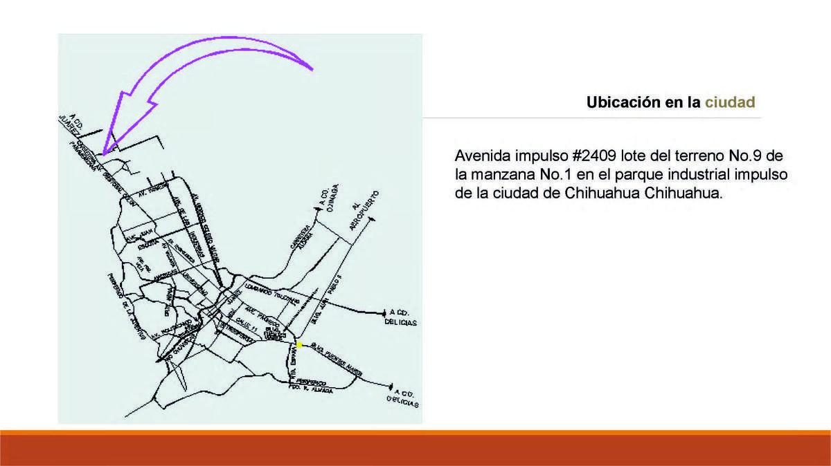 Foto Bodega Industrial en Renta en  Chihuahua ,  Chihuahua  parque industrial impulso, conjunto de 4 bodegas en renta o venta, 875.00 m2 cada una