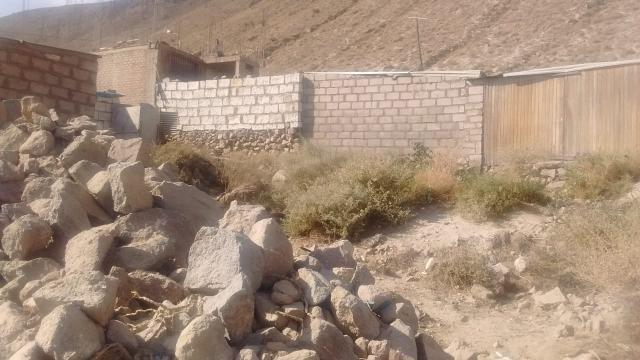 Foto Terreno en Venta    en  Cerro Colorado,  Arequipa  Asentamiento Humano Asociacion de Vivienda El Triunfo Mz I Lote 5