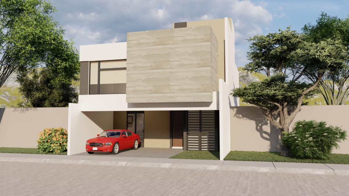 Foto Casa en Venta en  San Luis Potosí ,  San luis Potosí          CASA EN PREVENTA EN FUERTEVENTURA, SAN LUIS POTOSI