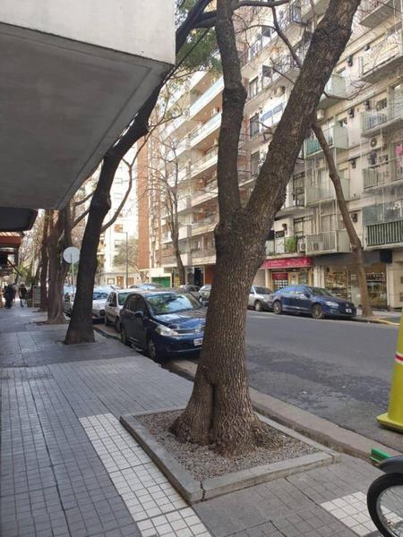 Foto Departamento en Venta en  Barrio Norte ,  Capital Federal  Cabello 3300 * .4to. Piso. Depto. 1 amb.  Sup. 24m2. Por m2.: usd 3292.