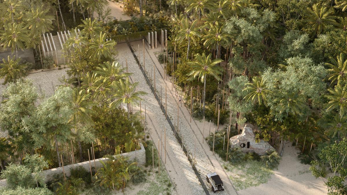 Foto Departamento en Venta en  Bacalar ,  Quintana Roo  Departamento  en venta 2 recamaras en Laguna de Bacalar