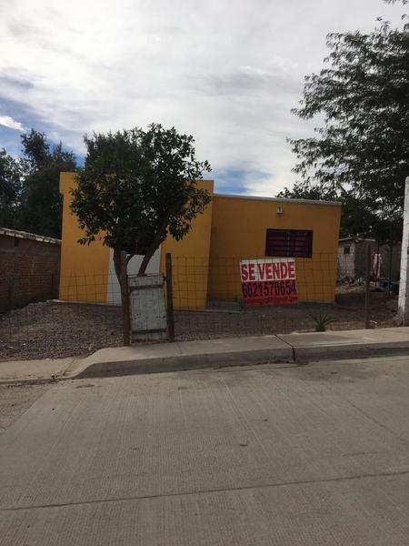 Foto Casa en Venta en  El Apache,  Hermosillo  CASA VENTA APACHE