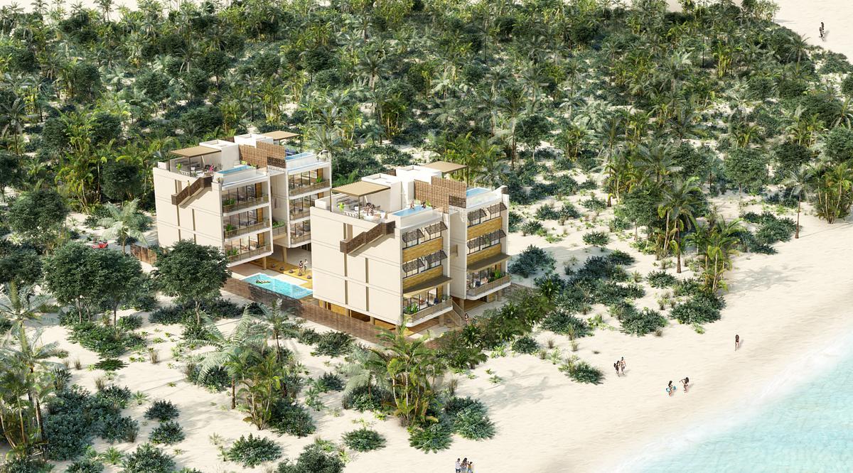 Foto Departamento en Venta en  Estacion Quintana Roo ,  Quintana Roo  INCREÍBLE LOFT | ISLA DE HOLBOX |VISTA AL MAR | 1 HAB | ALBERCA | SOLARIUM | AREA DE YOGA| OCEAN VIEW
