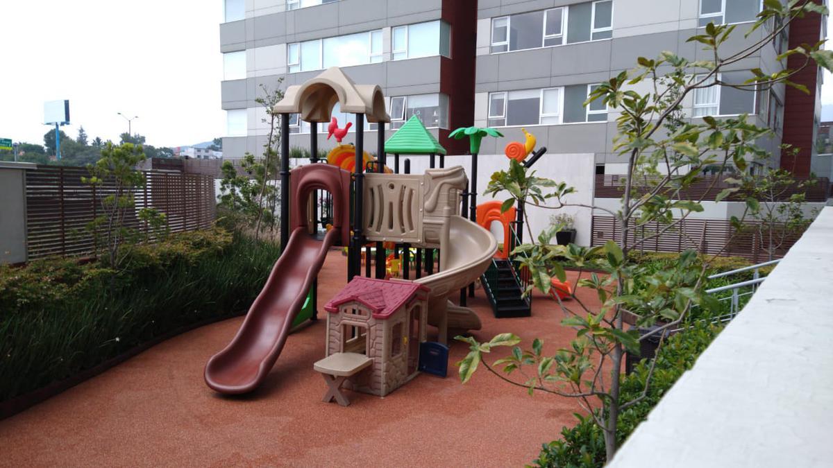Foto Departamento en Renta   Venta en  Alvaro Obregón ,  Distrito Federal  DEPARTAMENTO EN VENTA O RENTA TRES CUMBRES SANTA FE