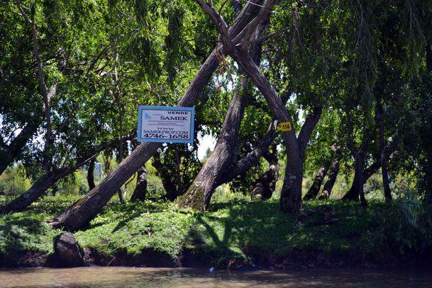 Foto Terreno en Venta en  Urion,  Zona Delta Tigre  Samek Propiedades: Urion Parcela 114