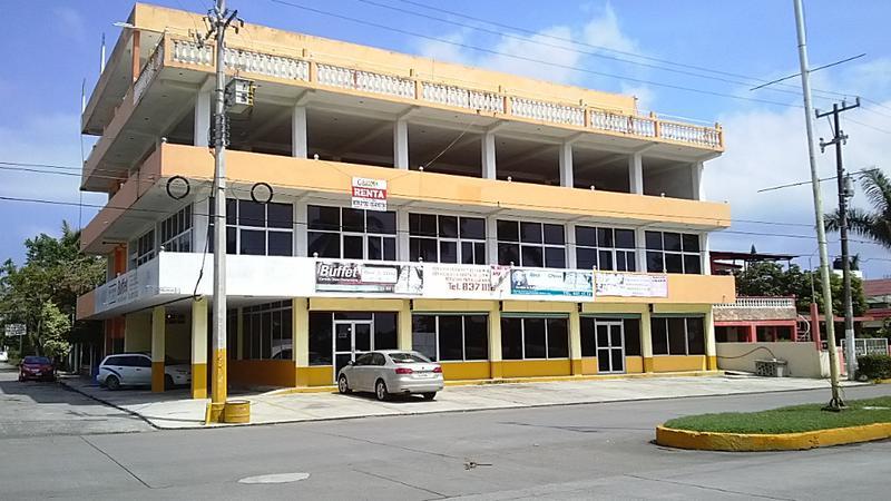 Foto Oficina en Renta en  Ruiz Cortínez Ampliación,  Tuxpan  OFICINAS EN RENTA