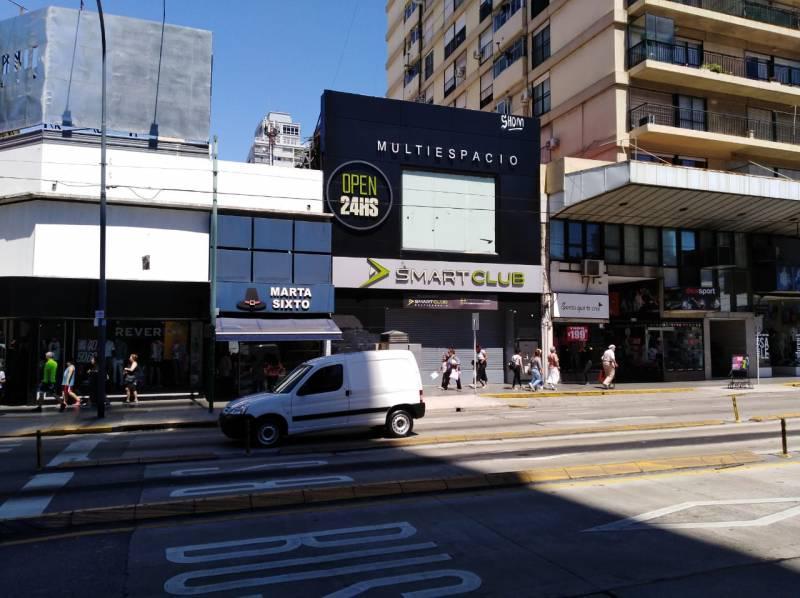 Foto Local en Alquiler en  Belgrano ,  Capital Federal  Importante  Local de 790m2 LOTE PROPIO con Excelente Imagen, Vereda Par sobre  Av Cabildo 2300 y Blanco Encalada Belgrano!!!!!