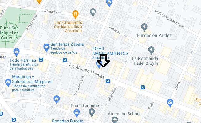 Foto Terreno en Venta en  Colegiales ,  Capital Federal  Alvarez Thomas al 800